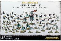 Warhammer Age of Sigmar. Nighthaunt. Court of the Craven King (71-86)