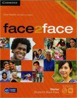 Face2Face. Starter. Student`s Book (+ DVD & Online Workbook)