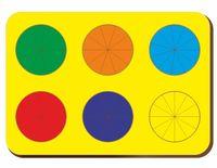 """Рамка-вкладыш """"Круги. Уровень 3"""" (арт. 061203)"""