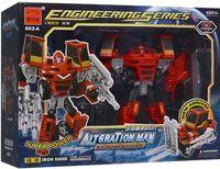 """Робот-трансформер """"Alteration Man"""""""