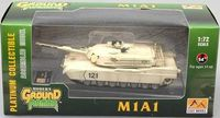 """Танк М1А1 """"Абрамс"""" в Кювейте 1991г. (масштаб: 1/72)"""
