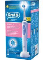 Электрическая зубная щетка Oral-B Vitality Sensitive D12.513S (тип 3709)