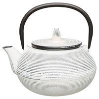 Чайник заварочный (0,75 л; белый)