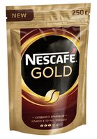 "Кофе растворимый с добавлением молотого ""Nescafe. Gold"" (250 г)"