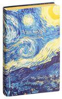 """Ежедневник недатированный """"Van Gogh"""" (А5)"""