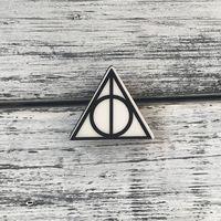 """Значок """"Дары Смерти. Гарри Поттер"""" (арт. 417-1)"""