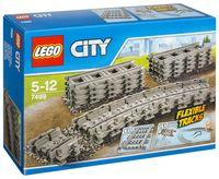 """LEGO City """"Гибкие пути"""""""