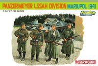 "Набор миниатюр ""Panzermeyer LSSAH Division Mariupol 1941"" (масштаб: 1/35)"