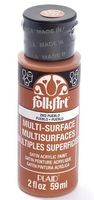 """Краска акриловая """"FolkArt Multi-Surface"""" (пуэбло; 59 мл; арт. PLD-02902)"""