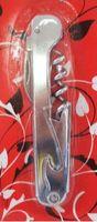Штопор металлический с открывалкой (11,5 см, арт. KL36I42)