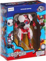 "Робот-трансформер ""Сфероид"" (арт. ZYB-B1580-1)"