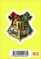 "Глянцевая наклейка ""Гарри Поттер. Герб"" (арт. 133)"