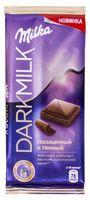 """Шоколад молочный """"Milka. Dark Milk"""" (85 г)"""