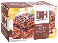 """Торт бисквитный """"Baker House. Трюфель"""" (350 г)"""