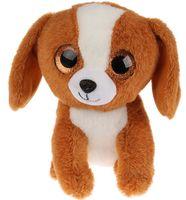 "Мягкая игрушка ""Собачка бежевая"" (15 см)"