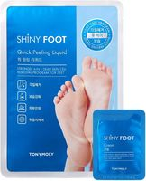 "Маска-носочки для ног ""Shiny Foot Quick Peeling"" (40 мл)"
