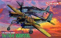 "Авиационный комплекс ""Ta 154 Mistel"" (масштаб: 1/48)"
