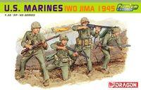 """Набор миниатюр """"U.S. Marines Iwo Jima 1945"""" (масштаб: 1/35)"""