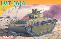 """Гусеничная десантная машина """"LVT-A4"""" (масштаб:1/72)"""