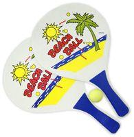 Набор для игры в настольный теннис (2 ракетки, мячик)
