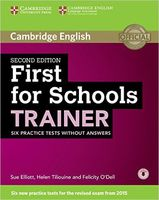 First for Schools Trainer. Six Practice Tests without Answers