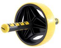 Ролик для пресса RL-105 (чёрный/жёлтый)