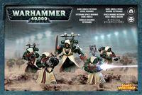 Warhammer 40.000. Dark Angels. Company Veterans Squad (44-09)