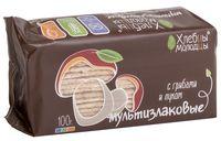 """Хлебцы мультизлаковые """"Хлебцы-Молодцы. Со вкусом грибов и лука"""" (100 г)"""