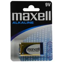 "Батарейка 9V 6LF22/6LR61 ""Крона"" Maxell алкалайновая"
