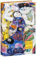 "Блокнот для записей ""Густав Климт"" (А5; синий)"