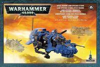 "Набор миниатюр ""Warhammer 40.000. Space Marine Land Speeder Storm"" (48-35)"