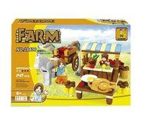 """Конструктор """"Ферма. Продажа продуктов"""" (147 деталей)"""