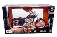 """Модель мотоцикла """"Harley-Davidson XL 1200V Seventy Two"""" (масштаб: 1/12)"""