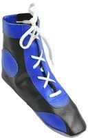 Обувь для самбо П (р.46; кожа; синяя)