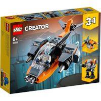 "LEGO Creator ""Кибердрон"""