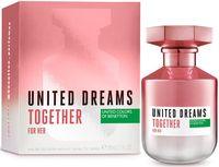 "Туалетная вода для женщин ""United Dreams Together"" (80 мл)"