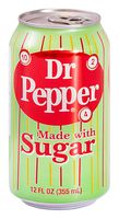 "Напиток газированный ""Dr. Pepper. Real Sugar"" (355 мл)"