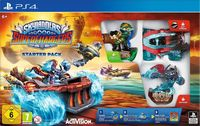 Skylanders SuperChargers Стартовый набор Spitfire, Stealth Elf, Hot Streak (PS4)