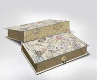 """Подарочная коробка """"Штамп"""" S (18х12х5 см; арт. 42366)"""