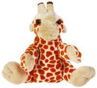 "Мягкая игрушка на руку ""Жираф"" (27 см)"
