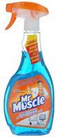 Чистящее средство для стекол и других поверхностей Mr. Muscle (спрей; 500 мл)