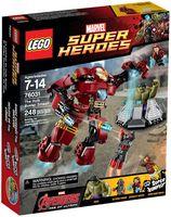 "LEGO Super Heroes ""Разгром Халкбастера"""