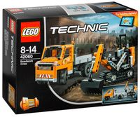 "LEGO Technic ""Дорожная техника"""