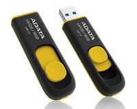 USB Flash Drive 16Gb A-Data UV128 USB 3.0 (Black/Yellow)