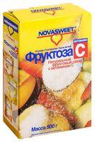 """Фруктоза """"Novasweet. Витамин C"""" (500 г)"""