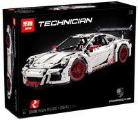 """Конструктор Technician """"Porsche 911 GT3 RS Wite"""""""