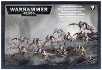 Warhammer 40.000. Tyranids. Hormagaunt Brood (51-17)