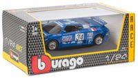 "Модель машины ""Bburago. Bugatti EB110 Super Sport"" (масштаб: 1/24)"