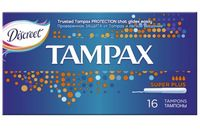 Тампоны TAMPAX Super Plus (16 шт)
