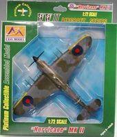 "Самолет ""Харрикейн"" MkII 87 эскадра 1942г. (масштаб: 1/72)"